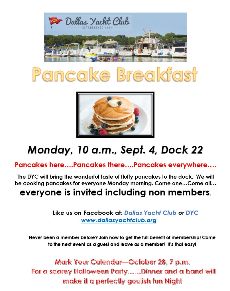 2017 DYC Pancake Breakfast